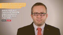 dr Marcin Przychodniak. Grafika: Gabriela Cydejko