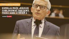 Jerzy Buzek. Grafika: Gabriela Cydejko